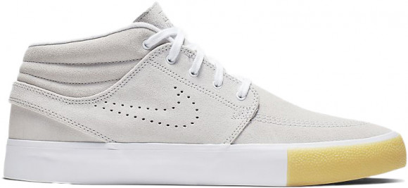 Nike SB Zoom Stefan Janoski Mid RM SE Skate Shoe - White - CD6576-109