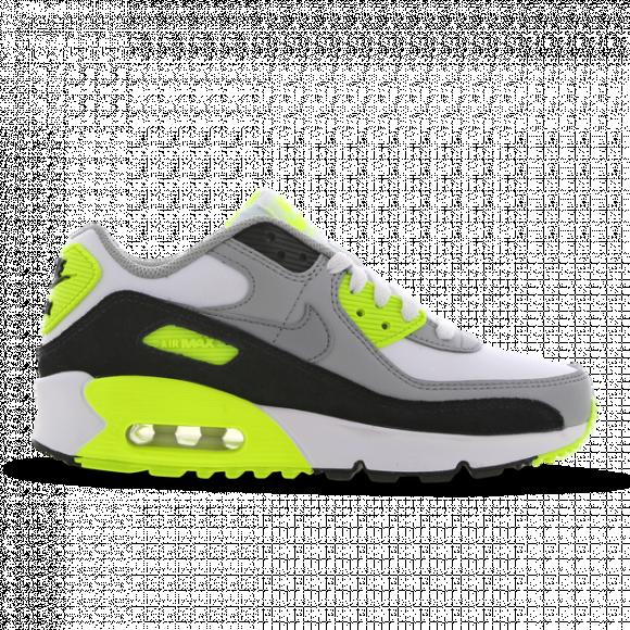 Nike Air Max 90 LTR-sko til store børn - White - CD6864-101