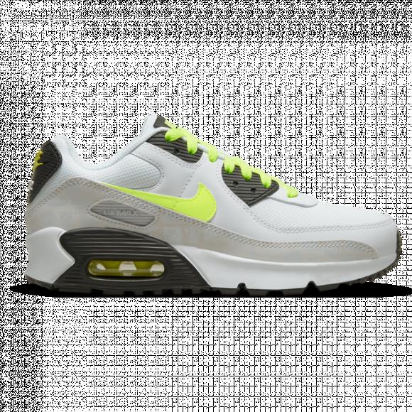 Chaussure Nike Air Max 90 LTR pour Enfant plus âgé - Blanc ...