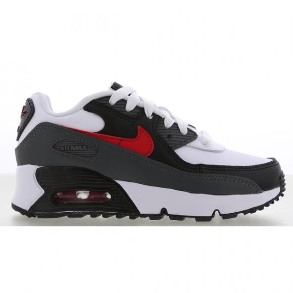 Chaussure Nike Air Max 90 pour Jeune enfant - Blanc - CD6867-113