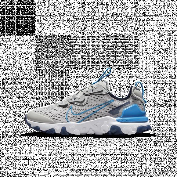Chaussure Nike React Vision pour Enfant plus âgé - Gris - CD6888-011