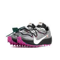 Womens Nike x Off-White Vapor Street - Black, Black - CD8178-001