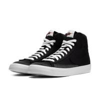 Nike Blazer Mid 77 Vintage Black Canvas - CD8238-001