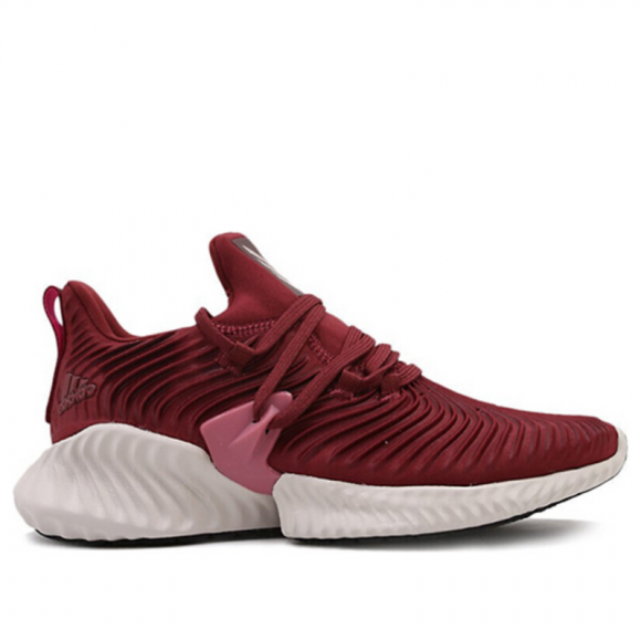 adidas alphabounce rouge