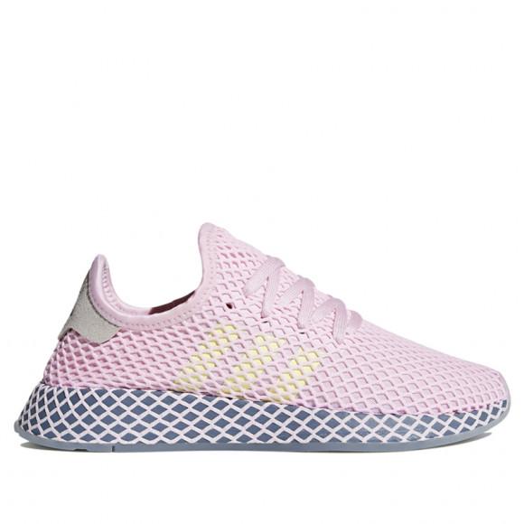 Adidas Deerupt Runner W Clear Pink Marathon Running Shoes/Sneakers ...