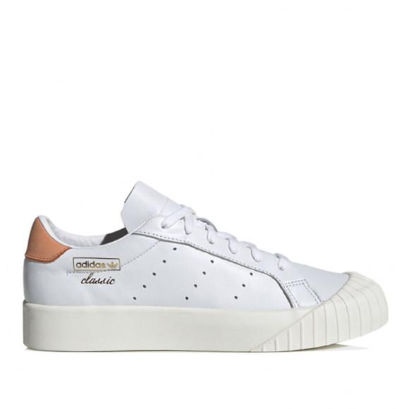 Adidas Everyn W White Orange Sneakers