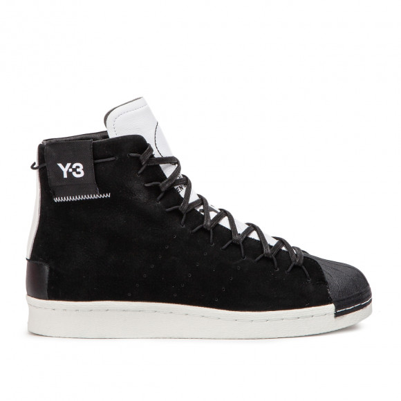 adidas Y-3 Super High Black White - CG6233