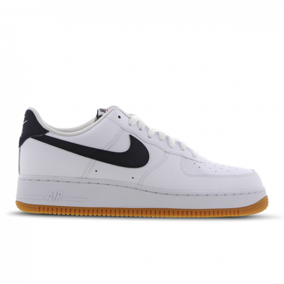 Seminario volumen Agua con gas  Nike Air Force 1 Low '07 White Obsidian (2019) - CI0057-100