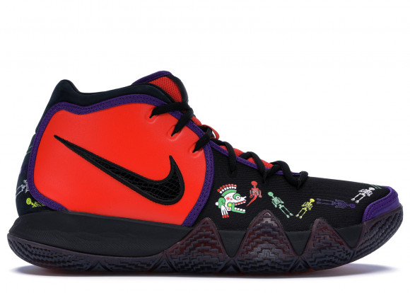 Nike Kyrie 4 Day of the Dead - CI0278-800
