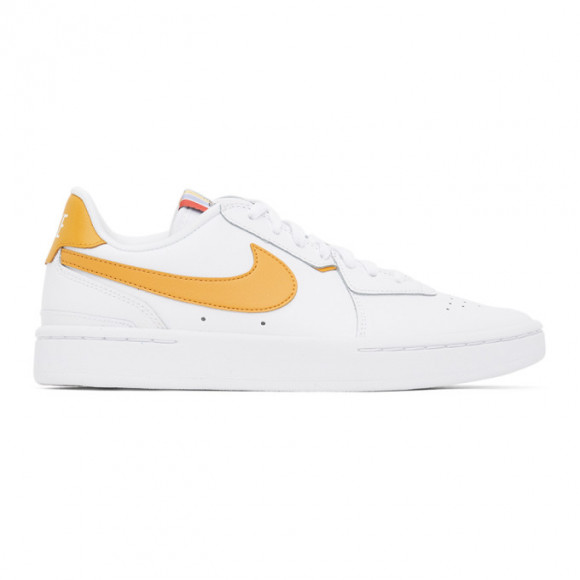 Nike Court Blanc White Track Red (W) - CI0808-101
