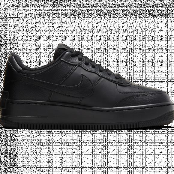 Scarpa Nike Air Force 1 Shadow - Donna - Nero - CI0919-001