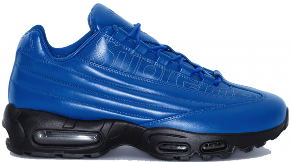 Nike Air Max 95 Lux Supreme Blue - CI0999-400