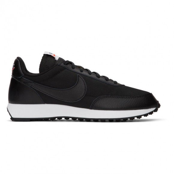 Nike Mens Nike Tailwind 79 - Mens Running Shoes Black/Red/Blue Size 07.5 - CI1043