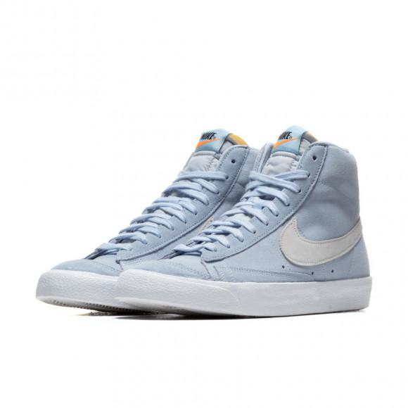 Nike Blazer Mid' 77 Suede Shoe - Blue - CI1172-401