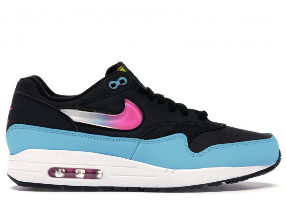 Nike Air Max 1 Jelly Swoosh Black