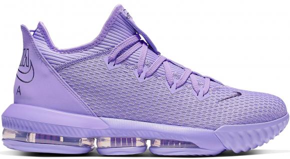 Nike LeBron 16 Low Atomic Violet