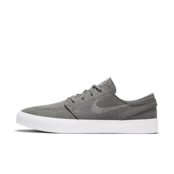 Nike SB Zoom Stefan Janoski FL RM Skate Shoe - Grey - CI3836-002