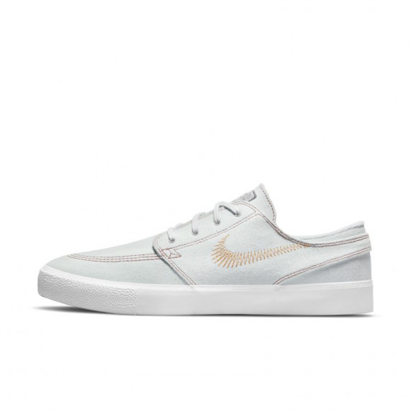 Nike SB Zoom Stefan Janoski FL RM Skate Shoe - Grey - CI3836-003