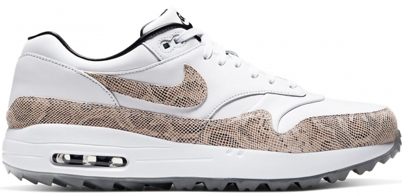 air max 1 homme blanche