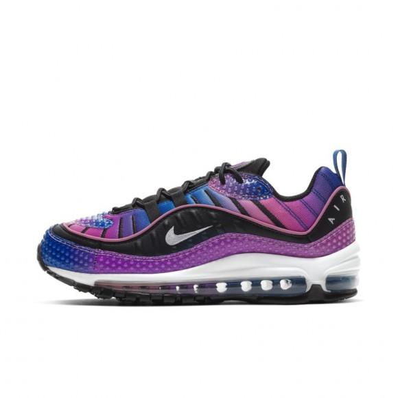 Scarpa Nike Air Max 98 SE Donna Blu