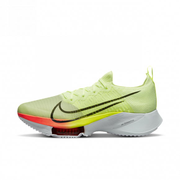 Nike Air Zoom Tempo NEXT% Men's Running Shoe - Yellow - CI9923-700