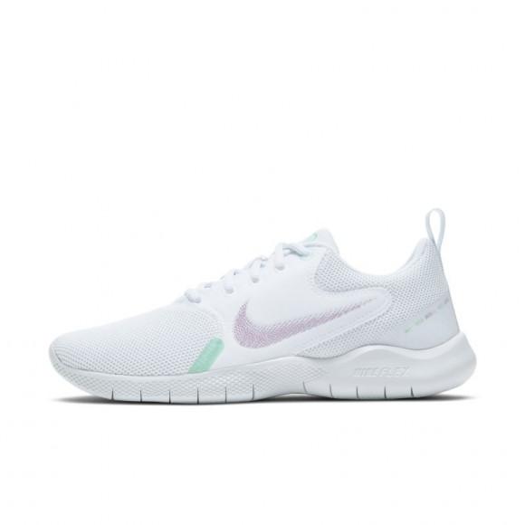 Nike Flex Experience Run 10 Women's Running Shoe - White - CI9964-101