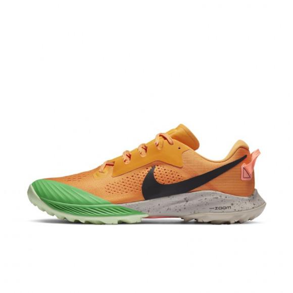 Nike Air Zoom Terra Kiger 6 Men's Trail Running Shoe - Orange - CJ0219-800