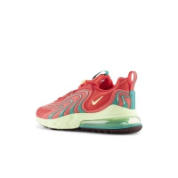 Nike Air Max 270 React ENG Track Red/ Barely Volt-Magic Ember - CJ0579-600