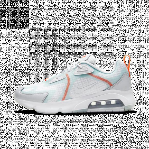 Nike Air Max 200 SE Women's Shoe - White - CJ0630-100