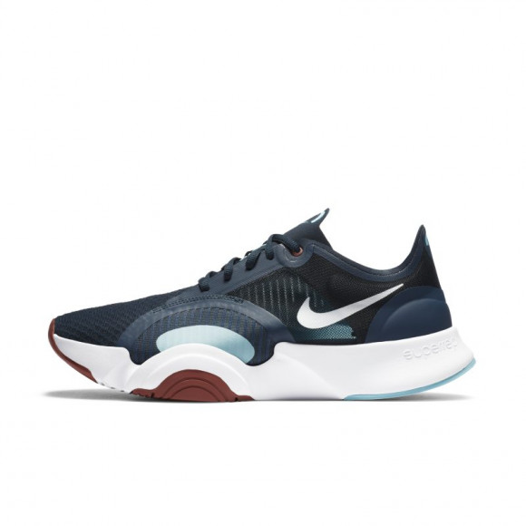 Nike SuperRep Go Men's Training Shoe - Blue - CJ0773-440