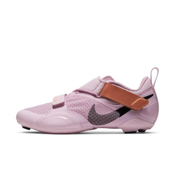 Nike SuperRep Cycle Women's Indoor Cycling Shoe - Pink - CJ0775-686