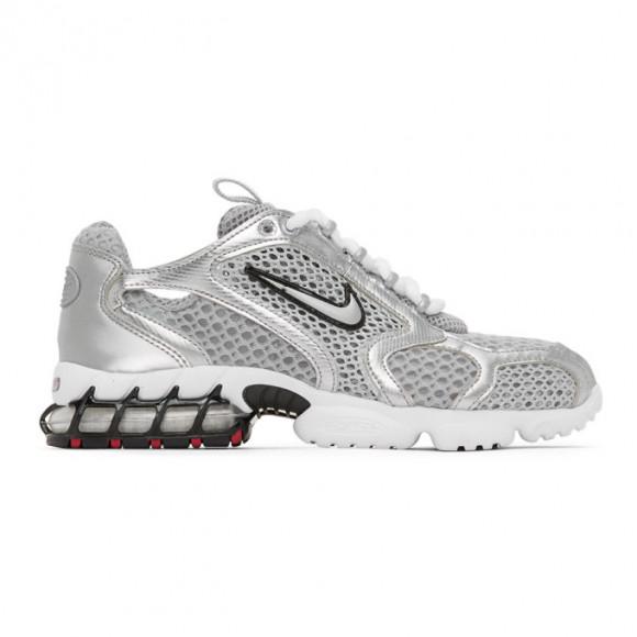 Nike Burgundy Air Zoom Spiridon Cage 2 Sneakers - CJ1288