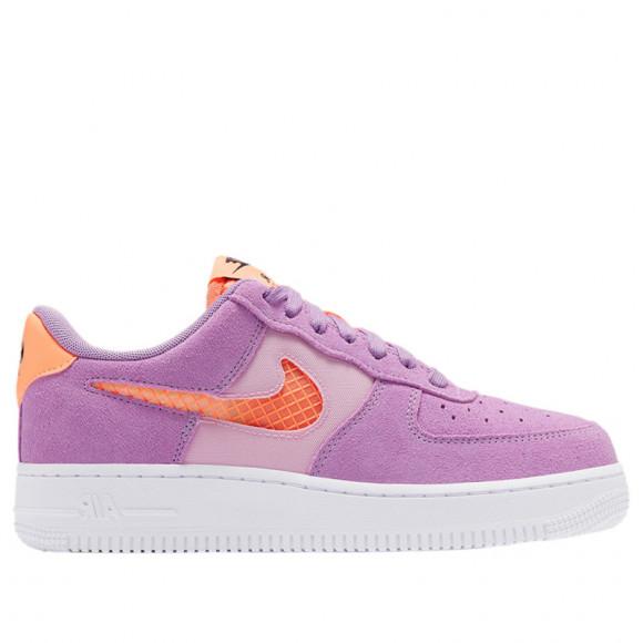 Nike Air Force 1 Violet Star Sneakers/Shoes CJ1647-500 - CJ1647-500