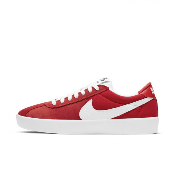 Chaussure de skateboard Nike SB Bruin React - Rouge - CJ1661-600