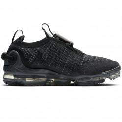 Boys Nike Nike Vapormax 2020 - Boys' Grade School Shoe Black/Off Noir Size 07.0 - CJ4069-002