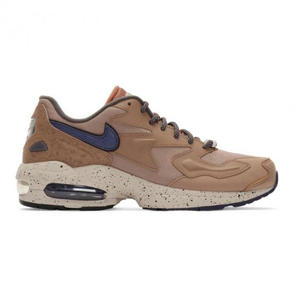 Nike Tan Air Max 2 Light LX Sneakers - CJ9997