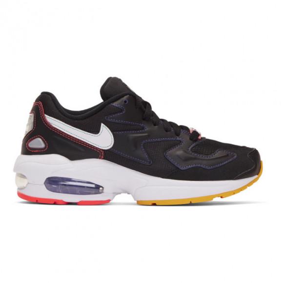 Nike Black Air Max 2 Light Sneakers - CK0739-001