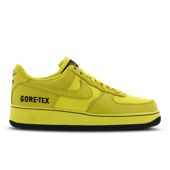 Nike Air Force One Low Gore Tex Dynamic Yellow