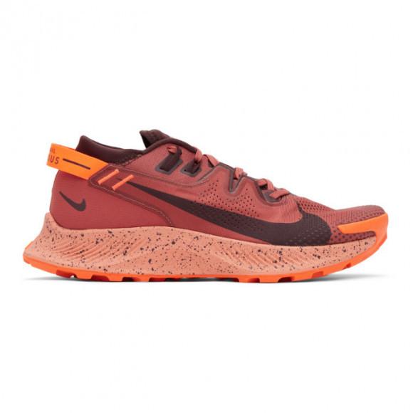 Nike Pegasus Trail 2 Men's Trail Running Shoe - Red - CK4305-601