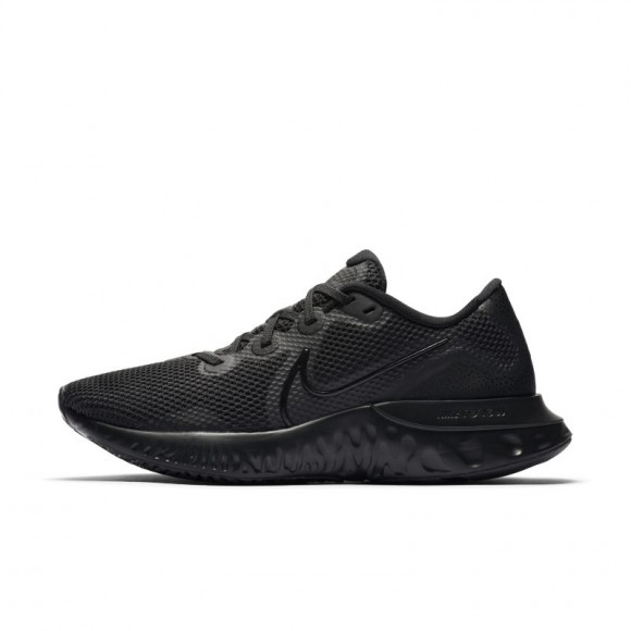 Nike Renew Run Men's Running Shoe - Black - CK6357-010