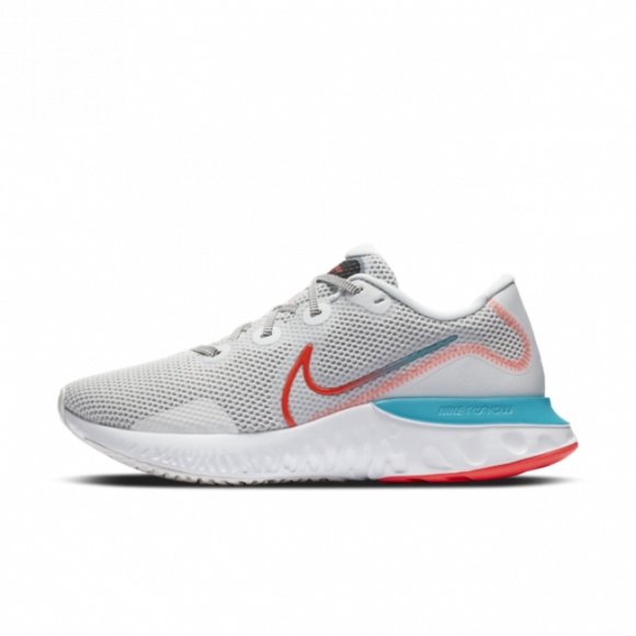 Nike Renew Run Men's Running Shoe - White - CK6357-101