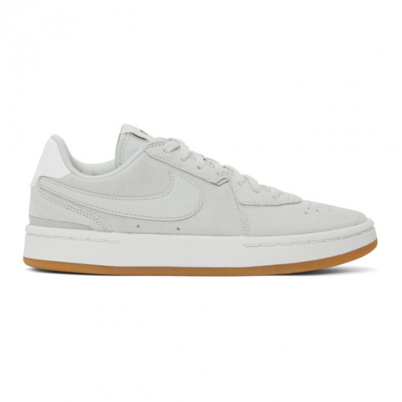 Nike Green Court Blanc Sneakers - CK6533-001