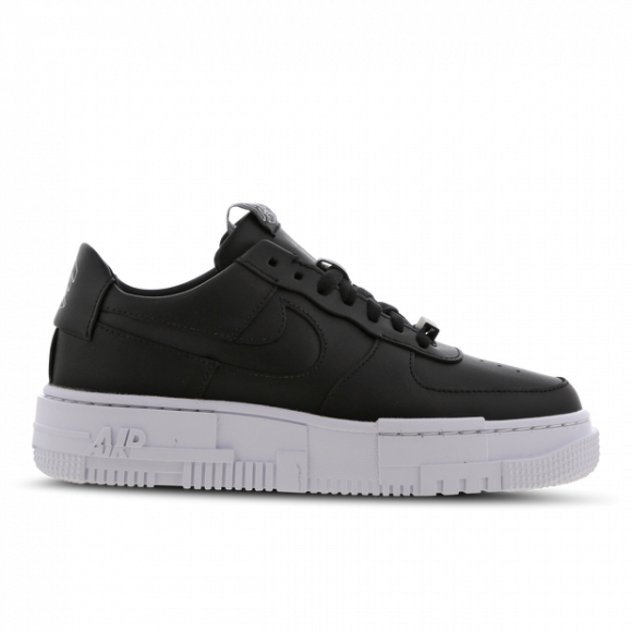 Nike W Air Force 1 Pixel Black/ Black-White-Black - CK6649-001