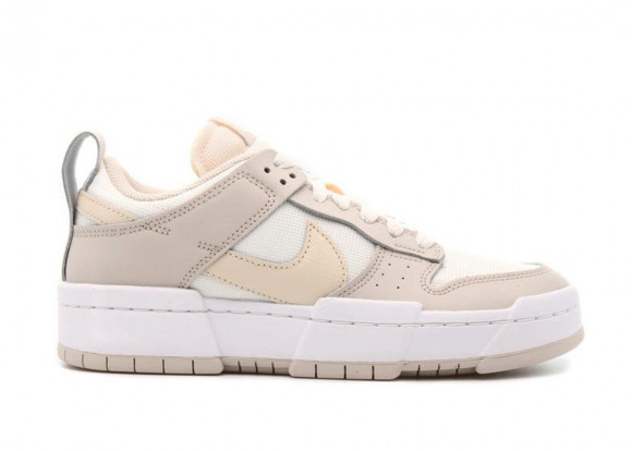 Nike WMNS Dunk Low Disrupt Sail Pearl White (2021) - CK6654-103