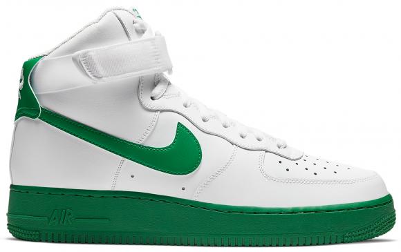 Nike Air Force 1 High White Green
