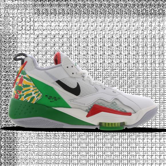 Jordan Zoom 92 White Green Red - CK9183-103