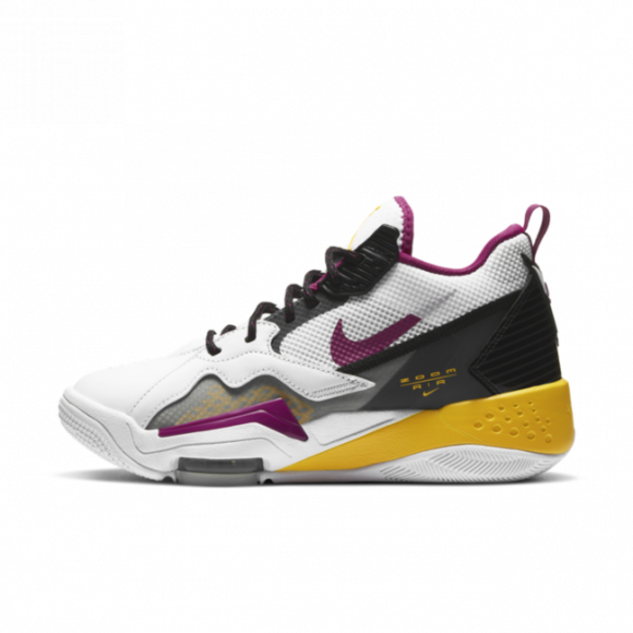 Nike Womens Nike AJ Zoom '92 - Womens Shoes White/Black Size 09.5 - CK9184-105