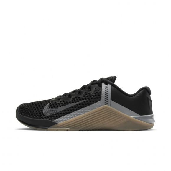 Nike Metcon 6 Men's Training Shoe - Black - CK9388-002
