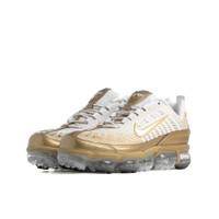 Nike Womens Nike Air Vapormax 360 - Womens Running Shoes White/Metallic Gold/Black Size 7.5 - CK9670-101