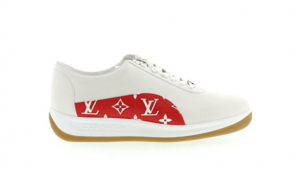 Louis Vuitton Sport Supreme White Monogram - CL-0147